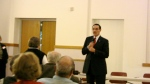 Mayor Vincent Gray Speaks to the Ward 3 Democratic Committee on February 24, 2011